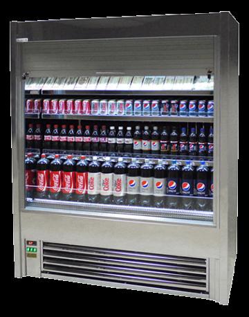refrigerated multideck