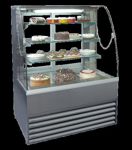 patisserie fridge