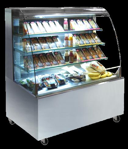 costa coffee fridge