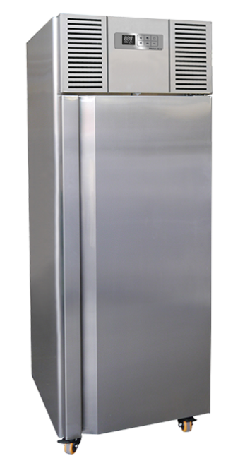 upright food freezer