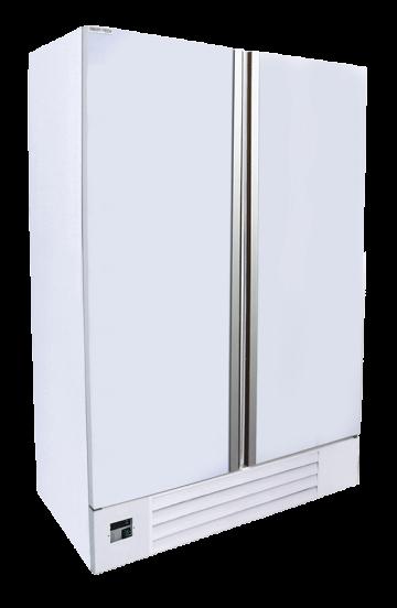 upright storage chiller