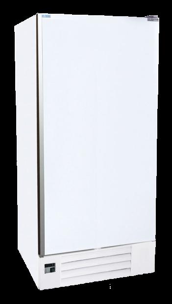 upright storage fridge