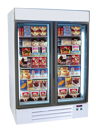 canopy display freezer