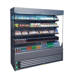 slimline multideck fridge