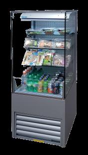 grab & go display fridge