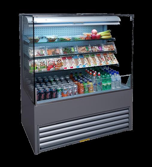 grab and go fridge
