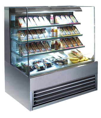 grab and go chiller