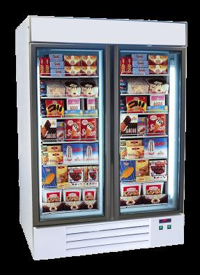ice cream freezer canopy
