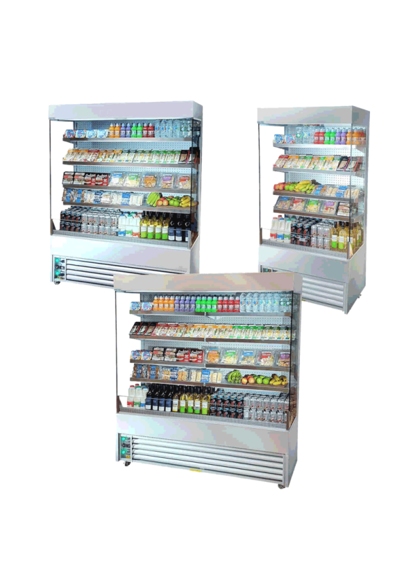 multideck chiller