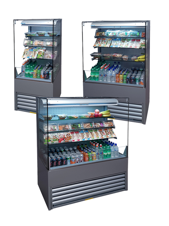 grab and go fridge