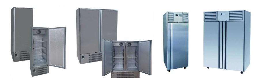 upright meat fridge