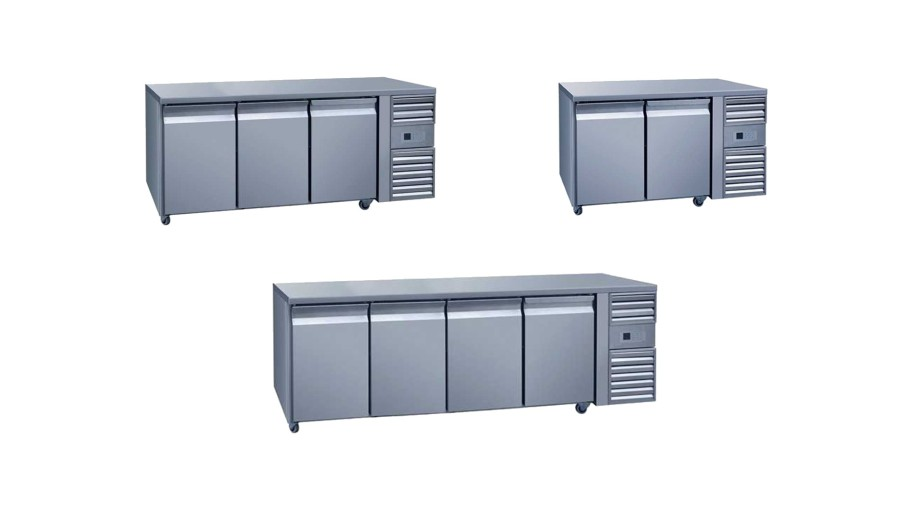 counter storage fridge